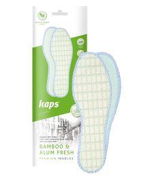 KAPS Bamboo Alum Fresh Insoles