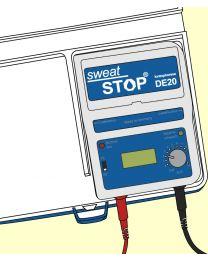 SweatStop DE20 Iontophoresis Machine for Hands, Feet and Axilla
